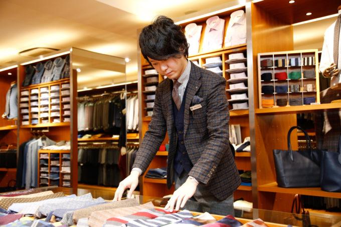 SUIT SELECT(スーツセレクト)上野 パート・アルバイト