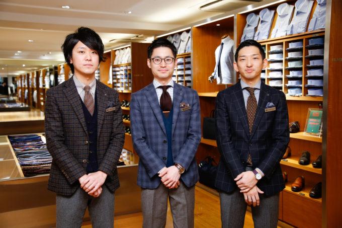 SUIT SELECT(スーツセレクト)千葉シーワン 契約社員